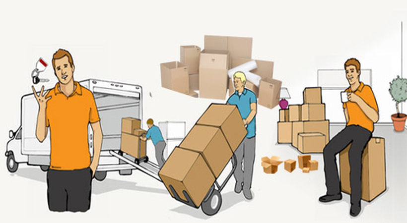 Unload and Unpack Your Entire House after You Shift: Packers and Movers in Bangalore Charges