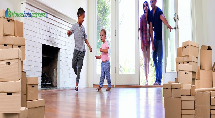 Moving With Kids? Make It Easy With Good Packers and Movers