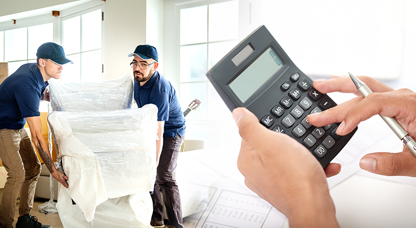 How to Calculate Affordable Packers and Movers in Gurgaon Charges ?